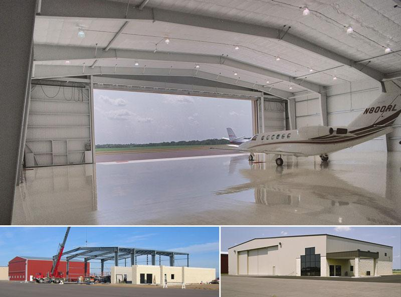 Rice Lake Weighing Systems Hangar